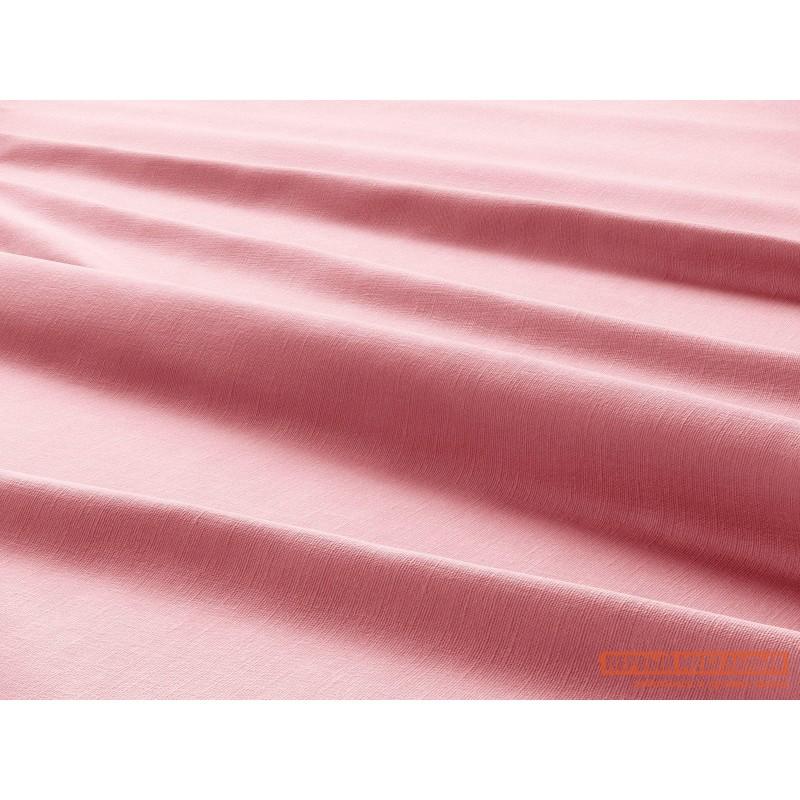 Простыня  Простыня на резинке сатин Дымчатая роза, сатин, 1600 Х 2000 мм