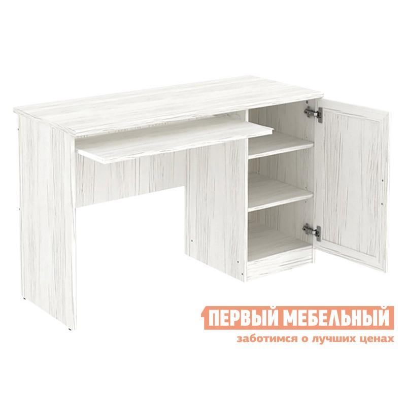 Письменный стол  Мерлен С02 Арктика (фото 2)