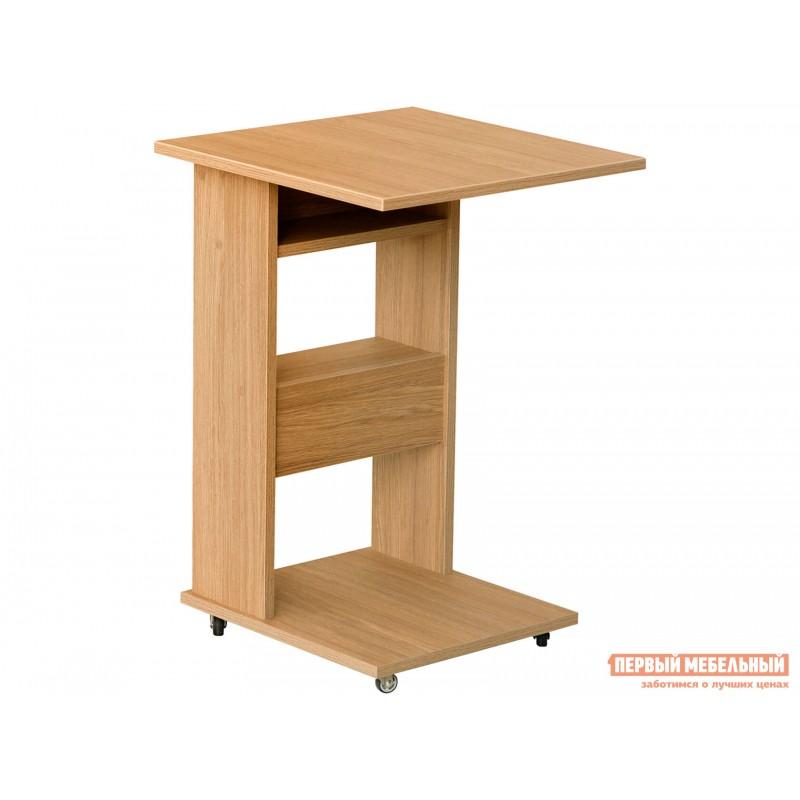 Журнальный столик  Столик придиванный Лион Дуб Каньон