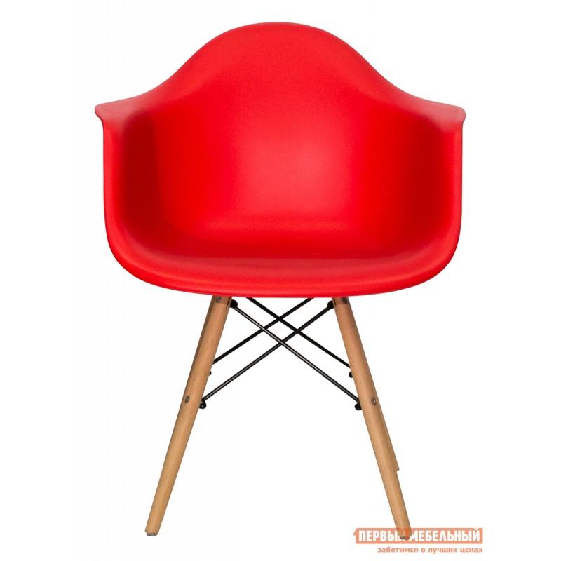 Стул  Eames DAW Красный (фото 2)