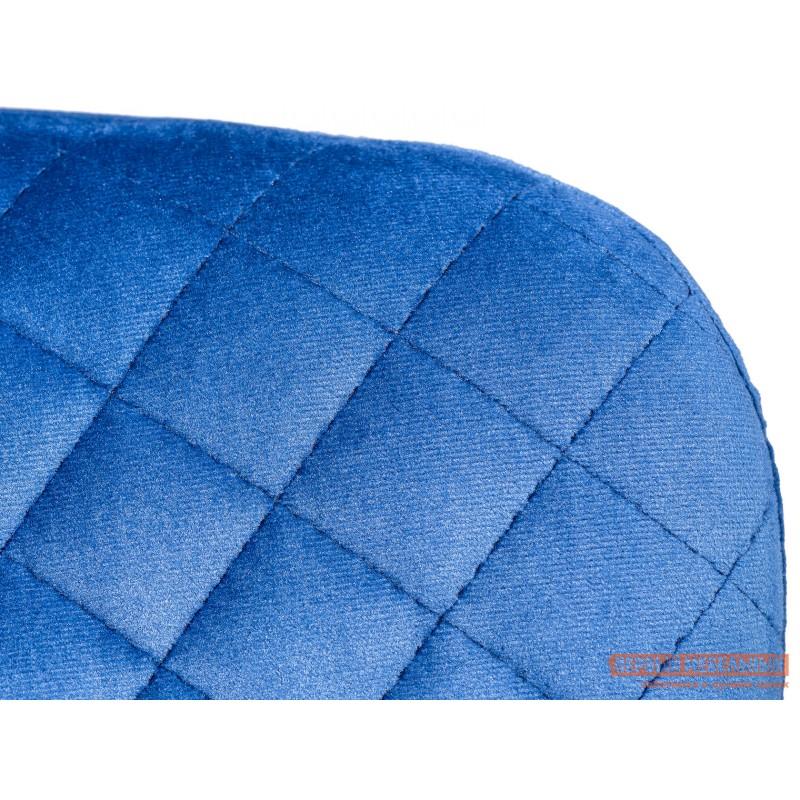 Стул  Ститч MC15 VELVET HLR-65 Королевский синий, велюр (фото 5)