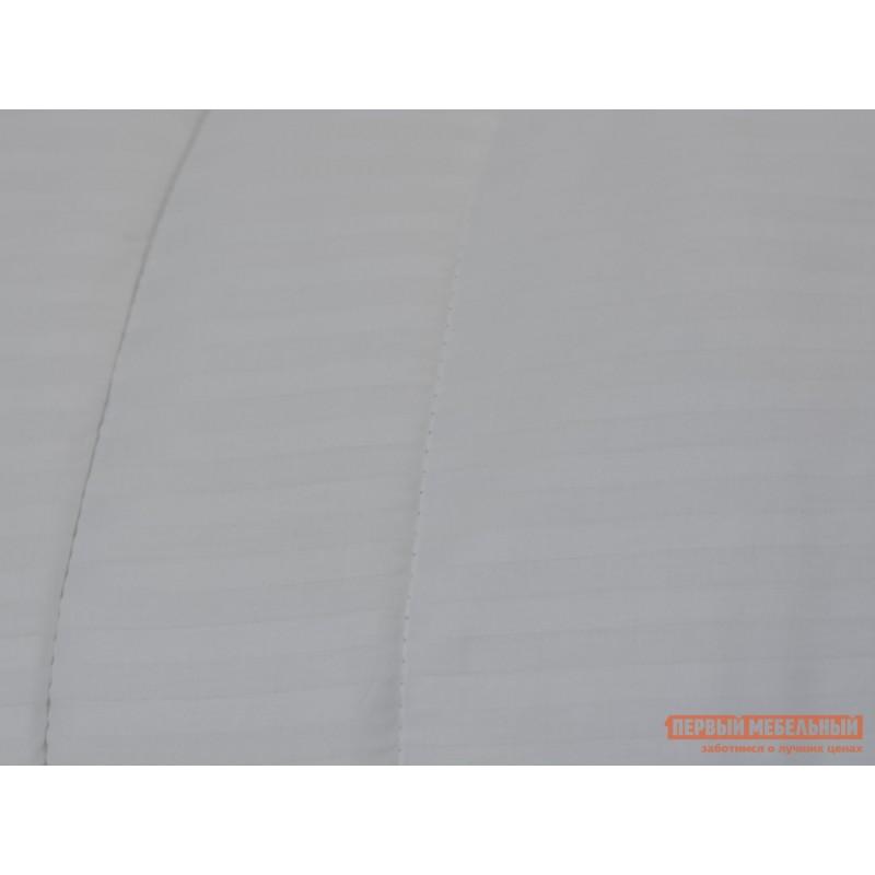 Одеяло  Одеяло сатин/бамбуковое волокно 300 гр/м2 всесезонное Белый, 1720 х 2050 мм (фото 4)