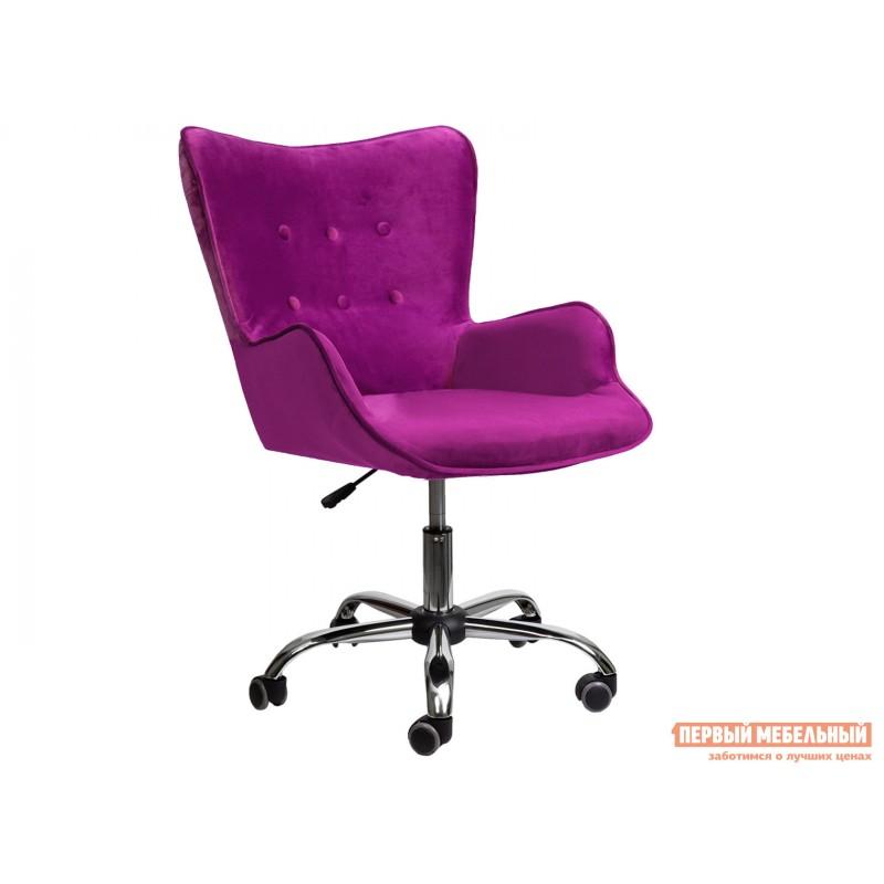 Офисное кресло  Офисное кресло BELLA Фиолетовый, велюр