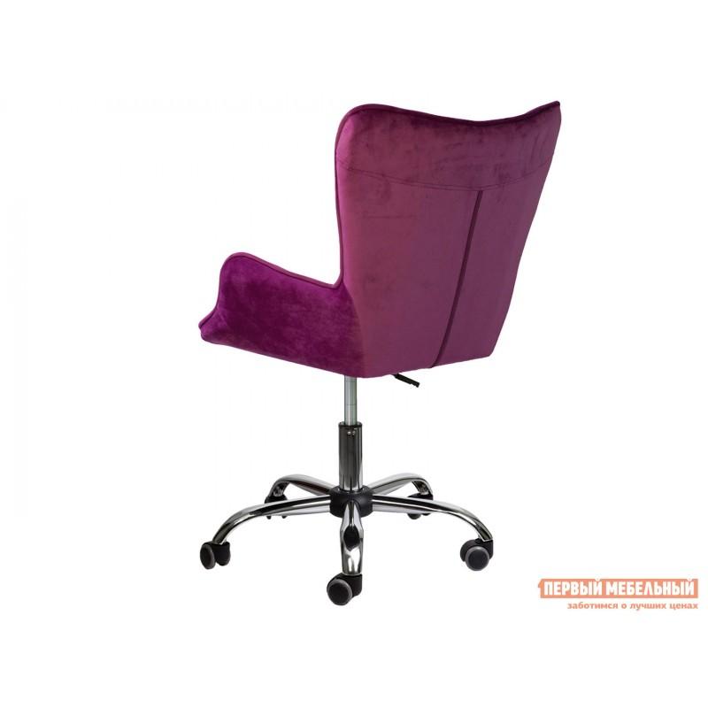 Офисное кресло  Офисное кресло BELLA Фиолетовый, велюр (фото 4)