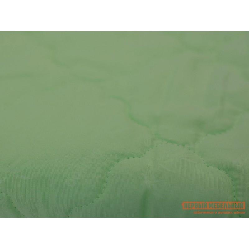 Чехол для матраса  Наматрасник бамбук микрофибра Зеленый, 1400 Х 2000 мм (фото 4)