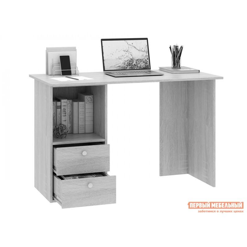 Письменный стол  Прайм-43 Венге / Дуб молочный (фото 2)