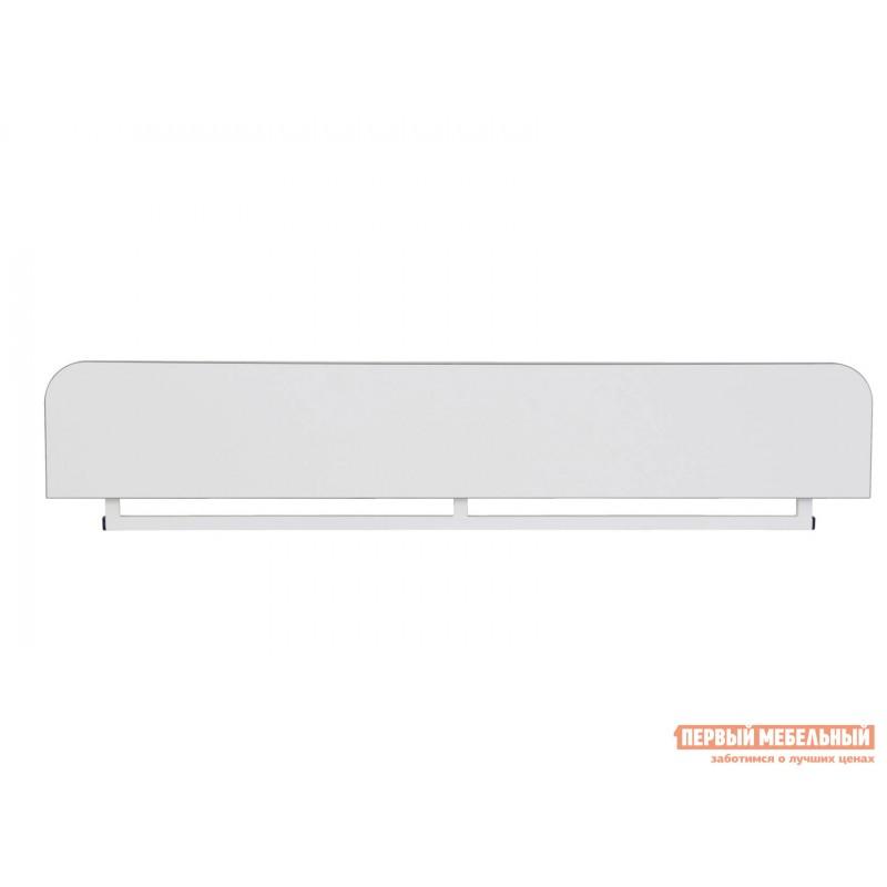 Аксессуар для парты  Приставка задняя для растущей парты-трансформера Polini kids City D2, 120х20 см Белый / Серый