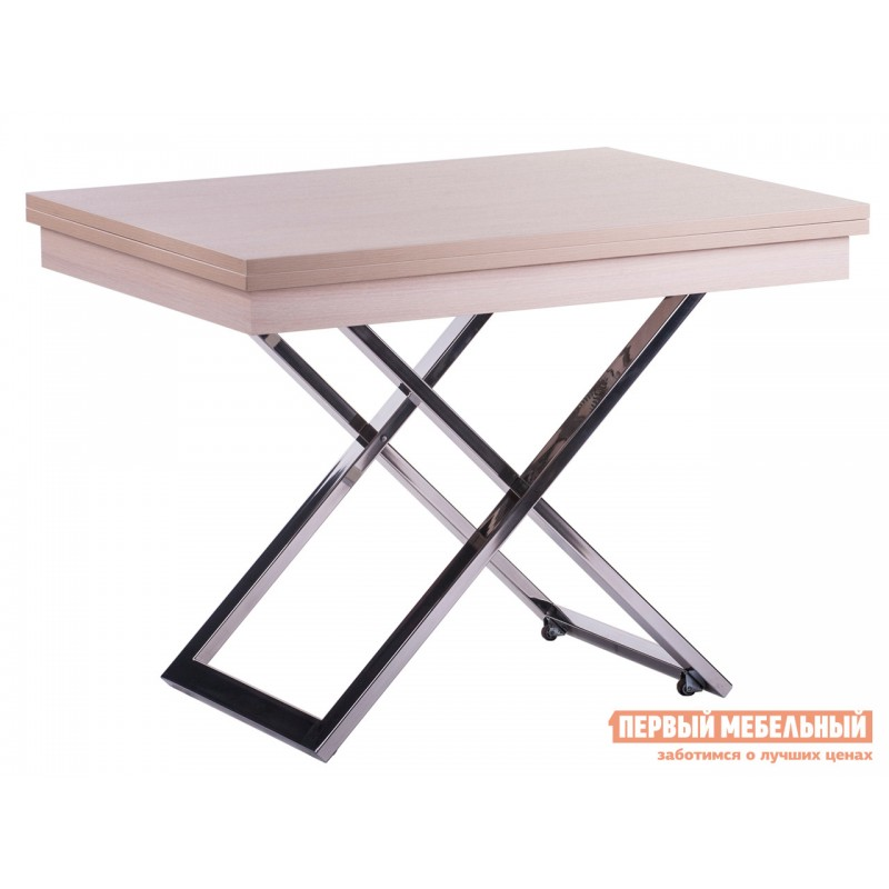 Кухонный стол  Cross Выбеленный дуб