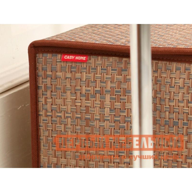 Кофр  Коробка для хранения с крышкой 25х27х20см Бежевый (фото 4)