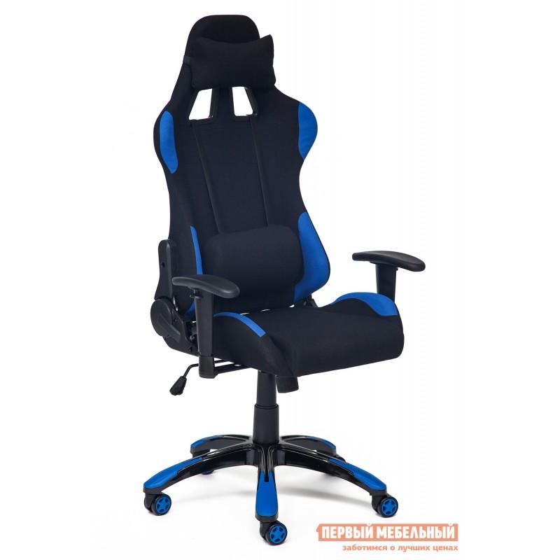 Игровое кресло  iGear Черно-синий/black-navy