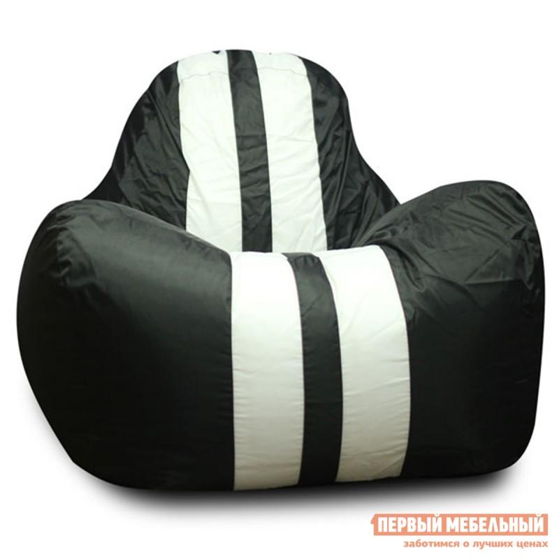 Кресло-мешок  Кресло-мешок Спорт Черный