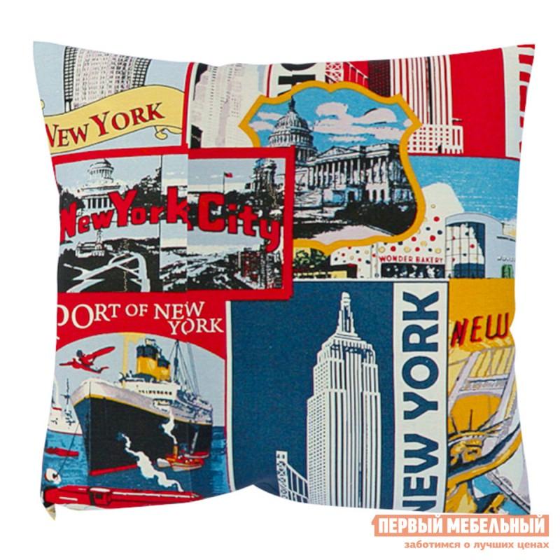 Декоративная подушка  New York Нью-Йорк