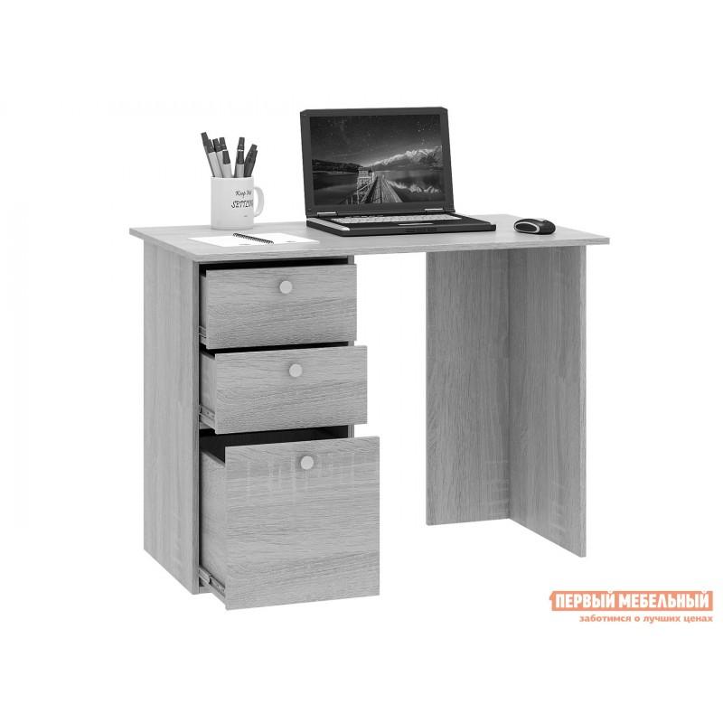 Письменный стол  Прайм-35 Венге / Дуб молочный (фото 2)