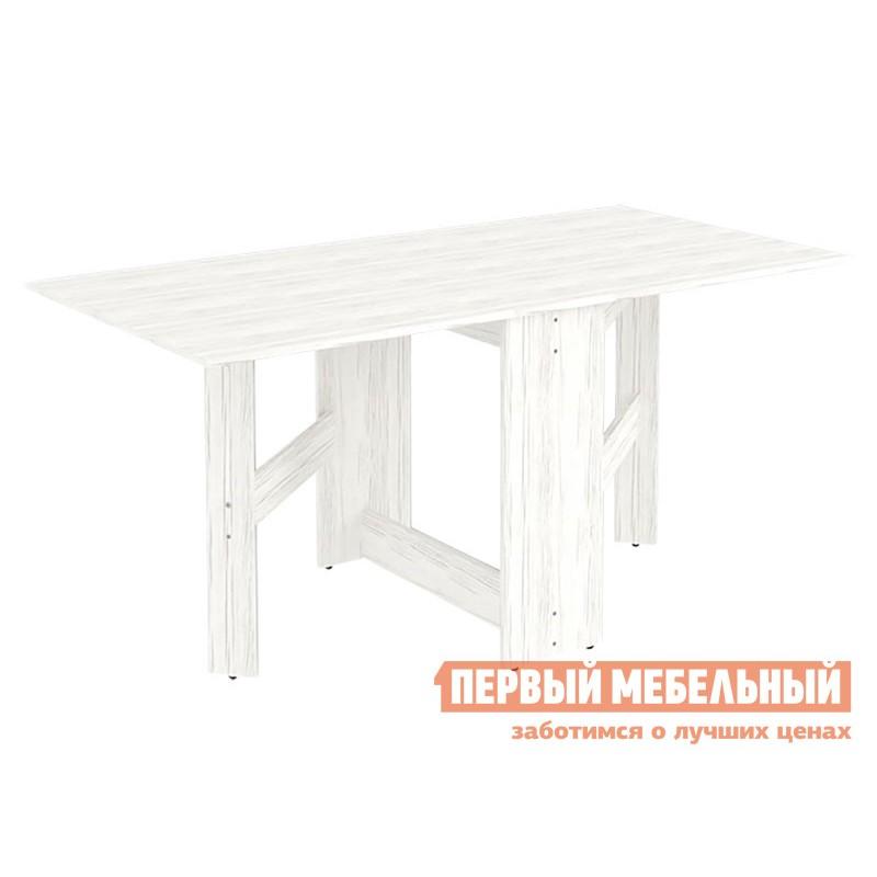 Кухонный стол  Стол-книжка Мерлен С05 Арктика