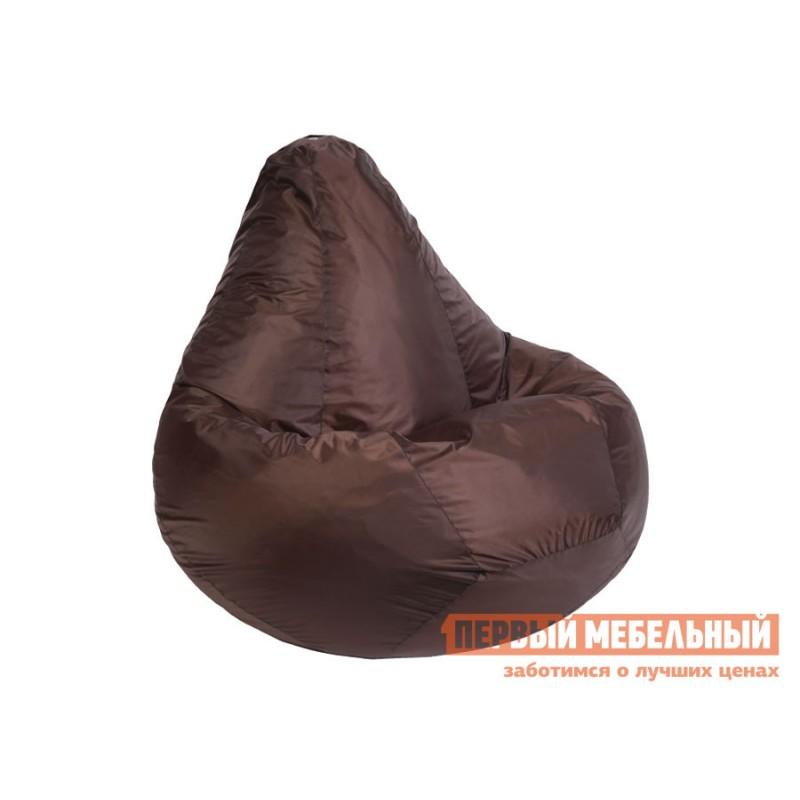 Кресло-мешок  Кресло-мешок Оксфорд Коричневый, 2XL