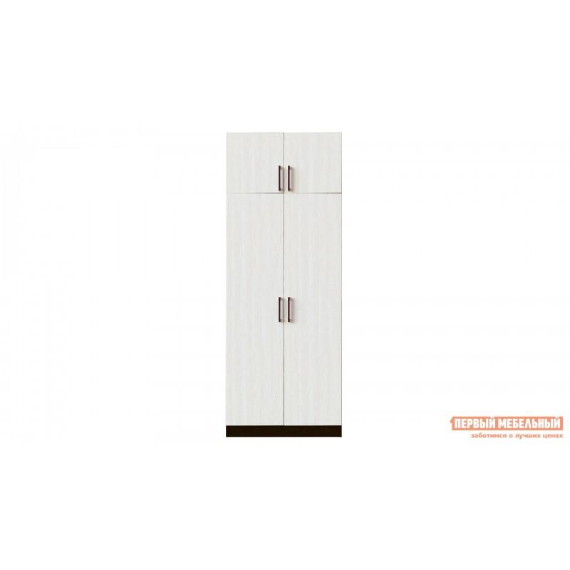 Распашной шкаф  Шкаф Лидер 2 Венге / Лоредо (фото 2)