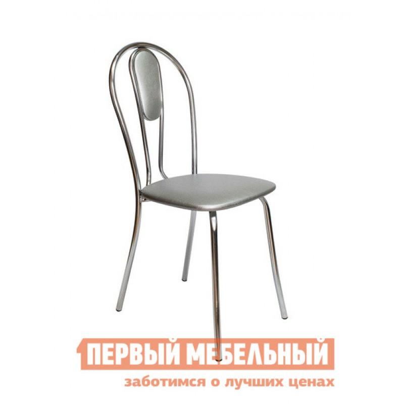 Стул  Венус М Хром / Иск.кожа серебро
