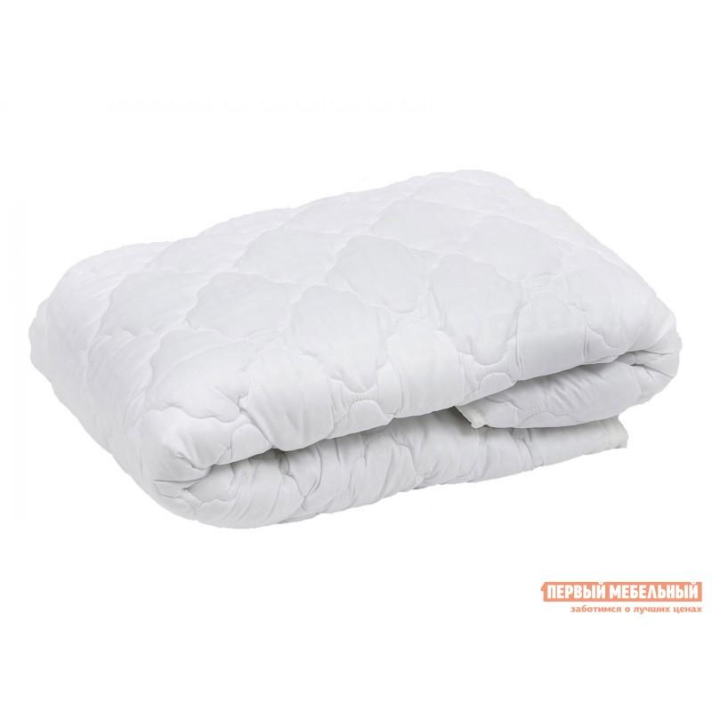 Одеяло  Одеяло микрофибра/лебяжий пух, 150г/м2 легкое Лебяжий пух, белый, 1720 х 2050 мм