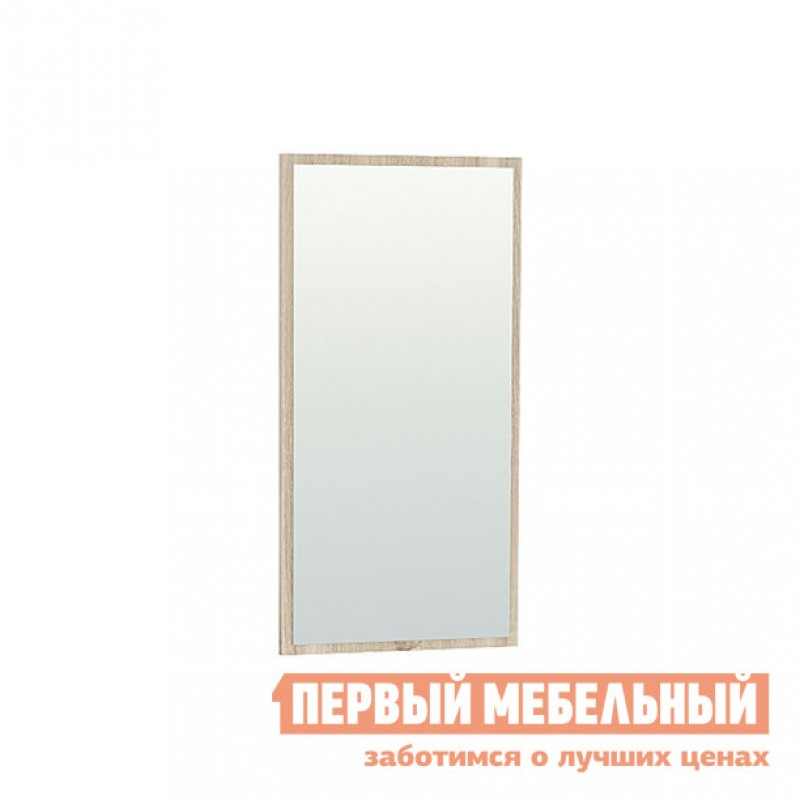 Настенное зеркало  Глория 2 128/02 К Зеркало Дуб Сонома