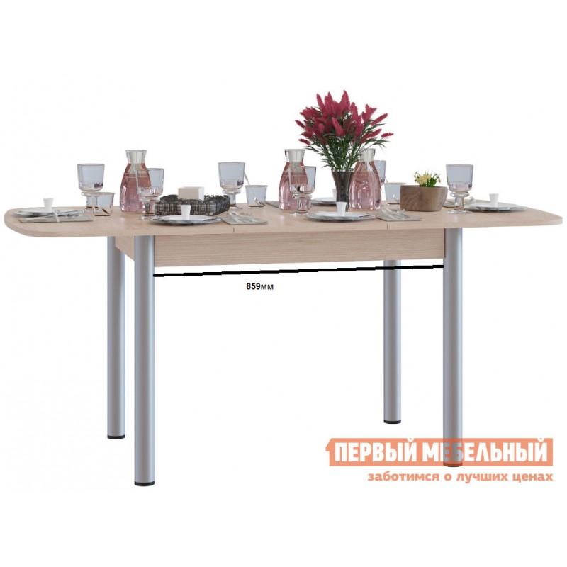 Кухонный стол  СО-3м Беленый дуб (фото 3)