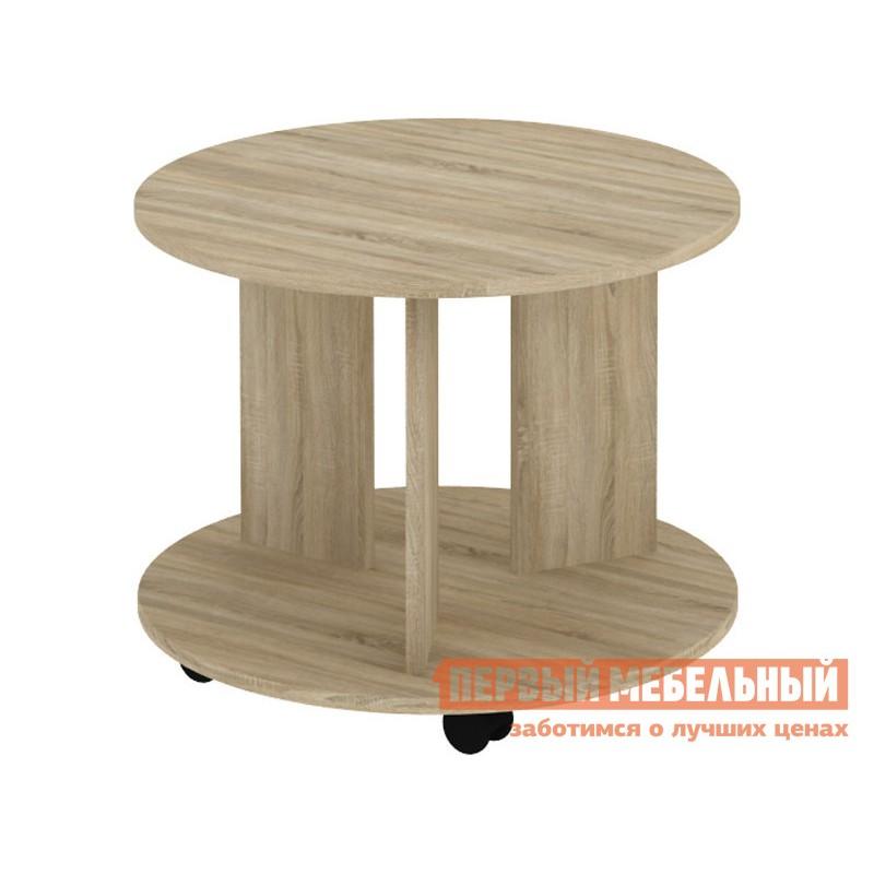 Журнальный столик  Стол журнальный Мерлен С03 Дуб Сонома