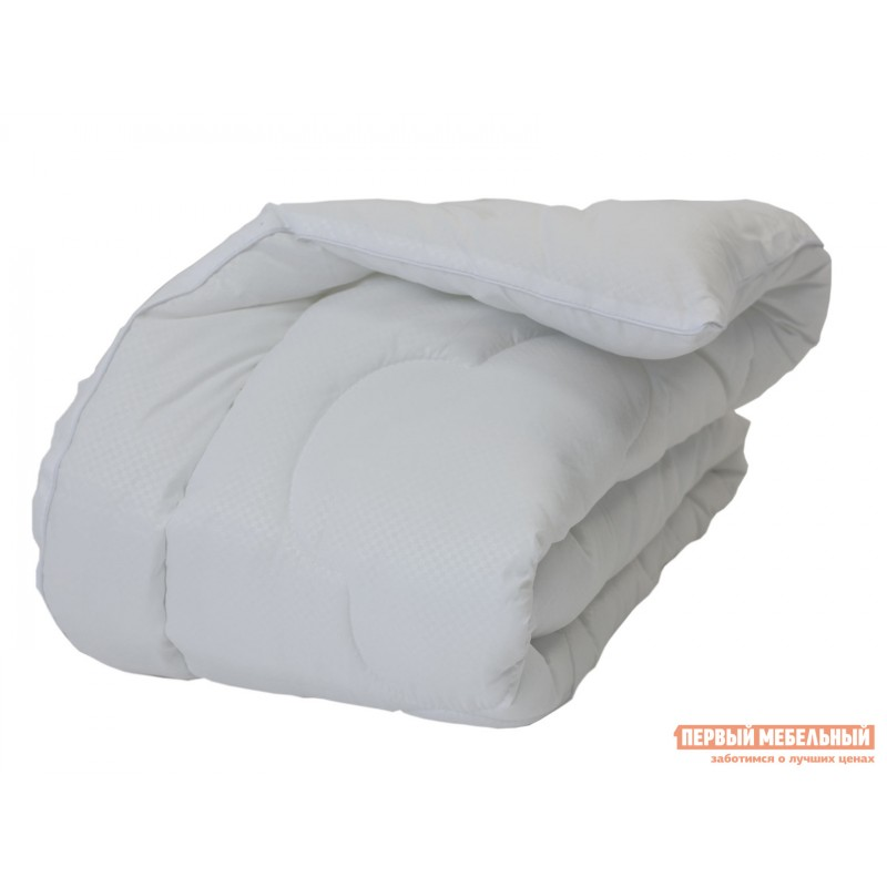 Одеяло  Одеяло Бамбук Комфорт всесезонное Белый, 1400 х 2050 мм (фото 4)