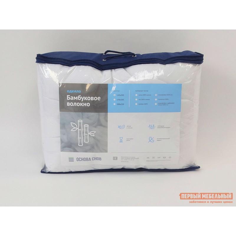 Одеяло  Одеяло Бамбук Комфорт всесезонное Белый, 1400 х 2050 мм (фото 6)
