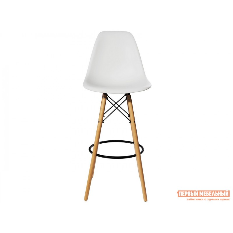 Барный стул  EAMES 8056H Белый (фото 2)