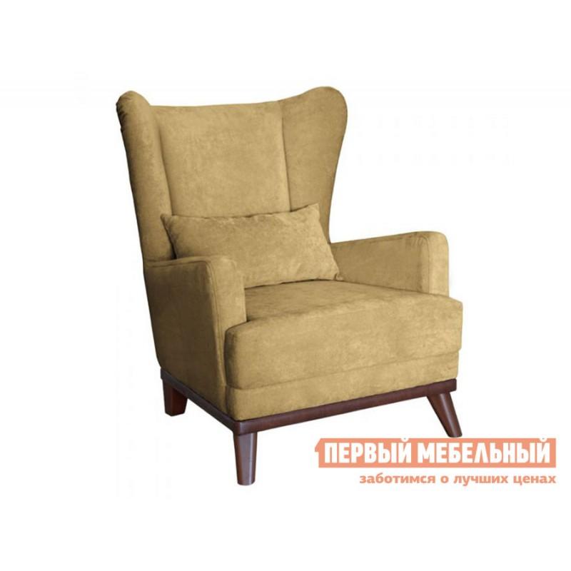 Кресло  Оскар Песочный, велюр