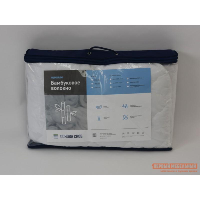 Одеяло  Одеяло микрофибра/бамбуковое волокно 200 гр/м2 легкое Белый, 2000 х 2200 мм (фото 6)
