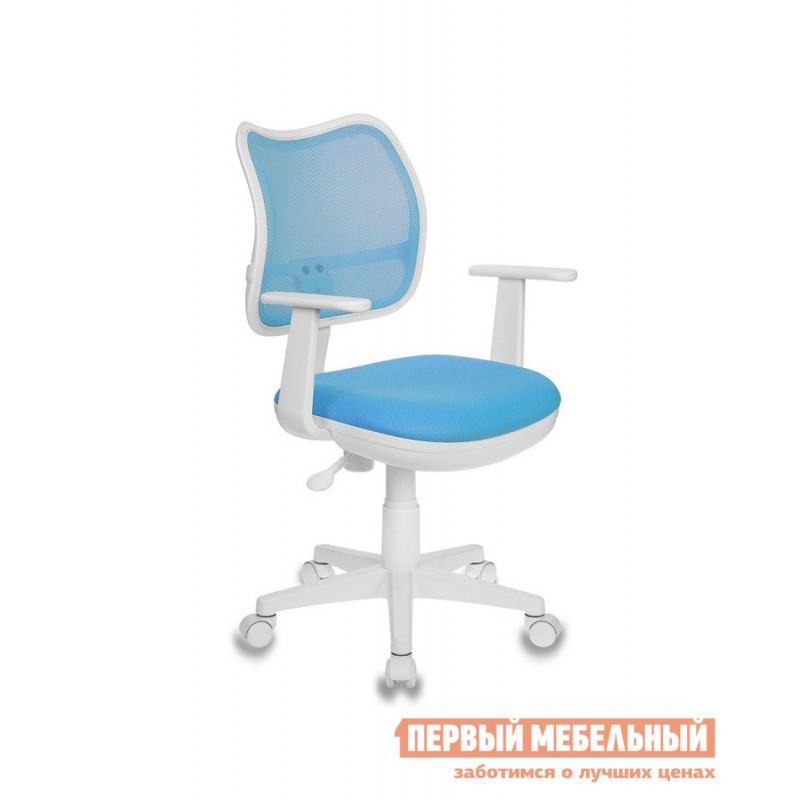 Детское компьютерное кресло  CH-W797 TW-55 Светло голубой