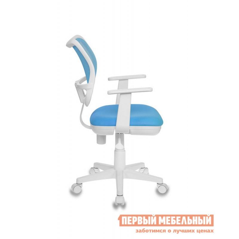 Детское компьютерное кресло  CH-W797 TW-55 Светло голубой (фото 2)