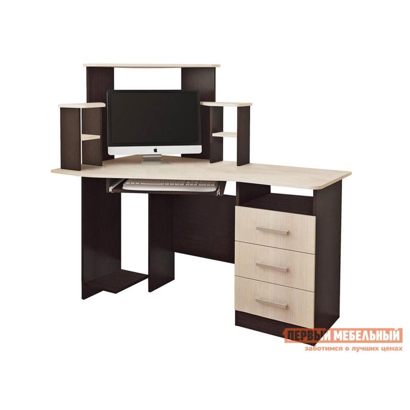 Компьютерный стол  Каспер Венге / Лоредо