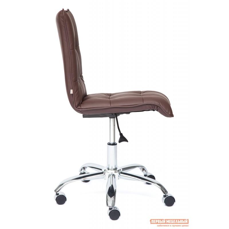 Офисное кресло  ZERO Кож/зам, коричневый, 36-36 (фото 2)