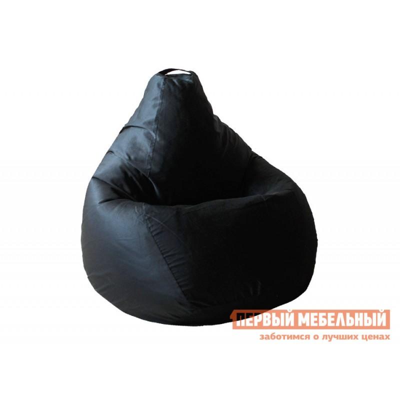 Кресло-мешок  Кресло-мешок Фьюзи Черный, 2XL