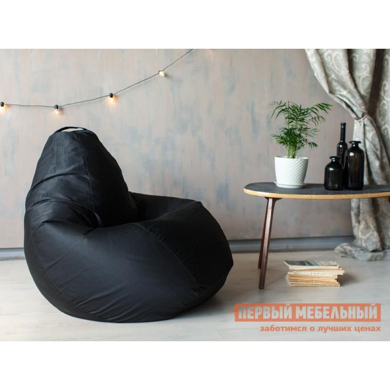 Кресло-мешок  Кресло-мешок Фьюзи Черный, 2XL (фото 2)