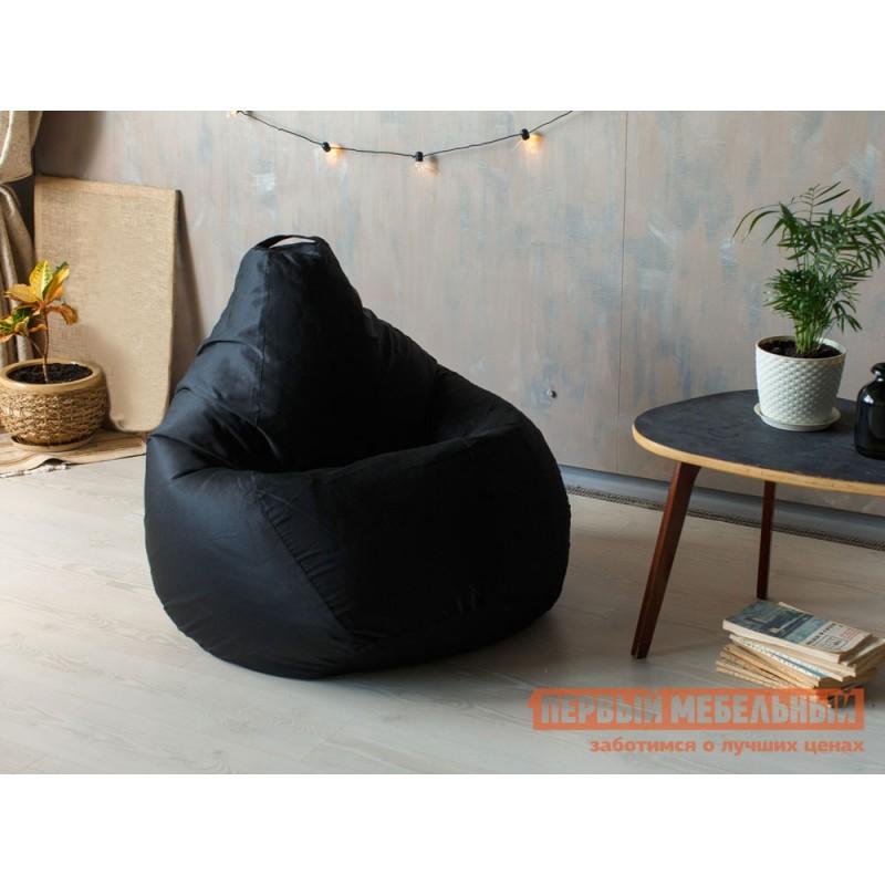 Кресло-мешок  Кресло-мешок Фьюзи Черный, 2XL (фото 3)