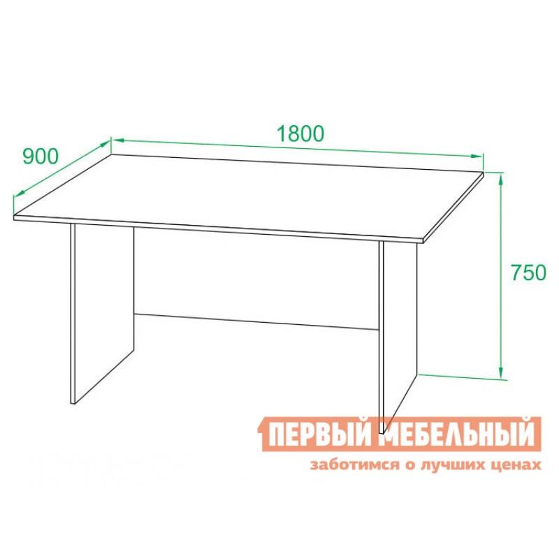 Стол для переговоров  СПР-05 Венге (фото 2)