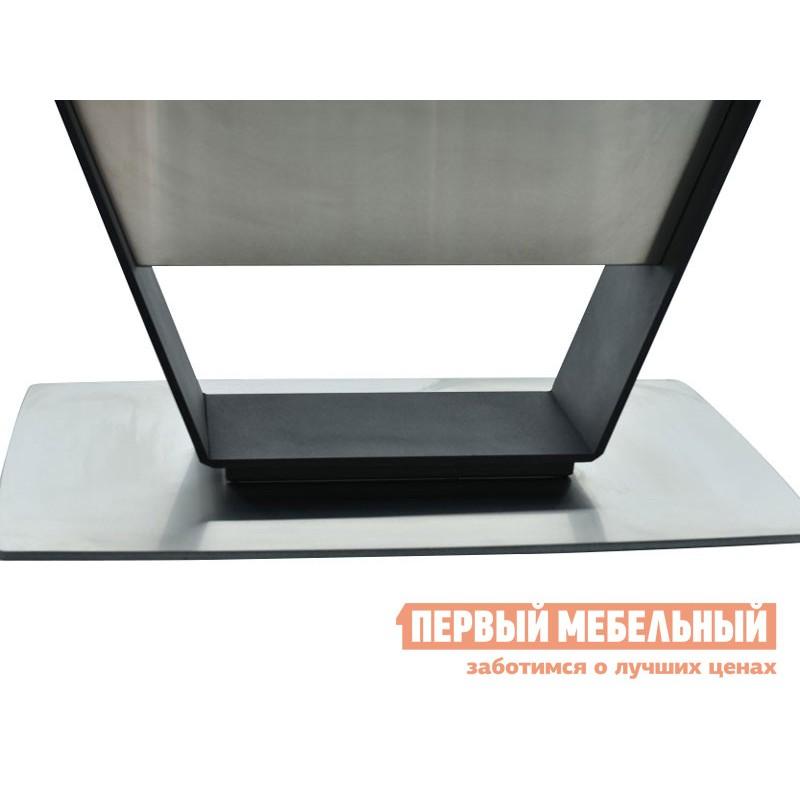 Кухонный стол  Мальта Calacata vagli / Черный, металл (фото 7)