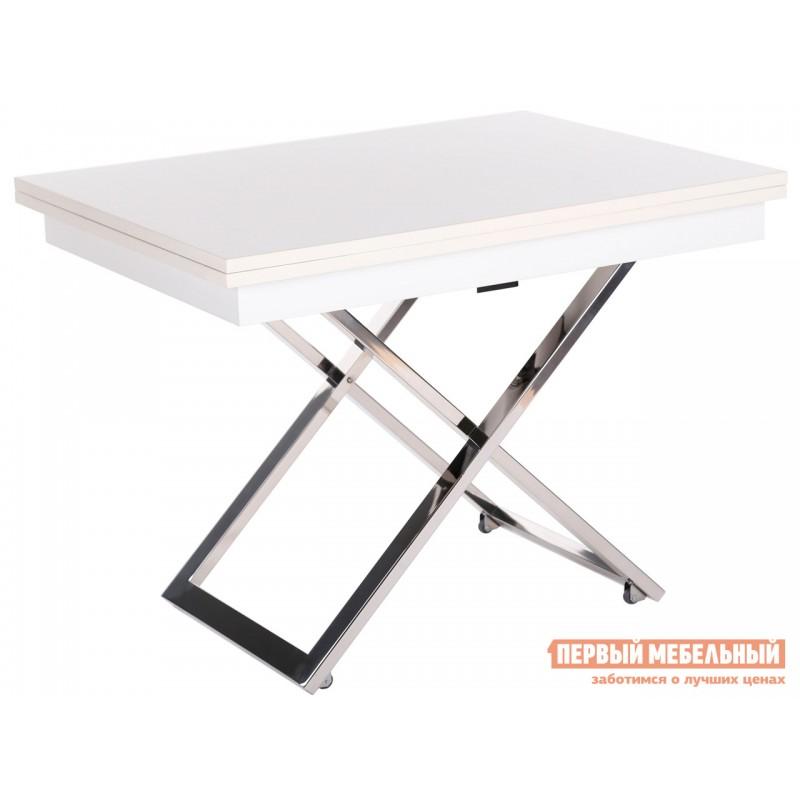 Кухонный стол  Cross Белый