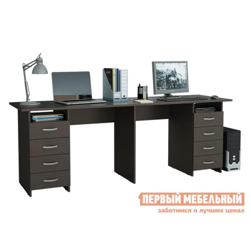 Компьютерный стол  Тандем-3 Венге