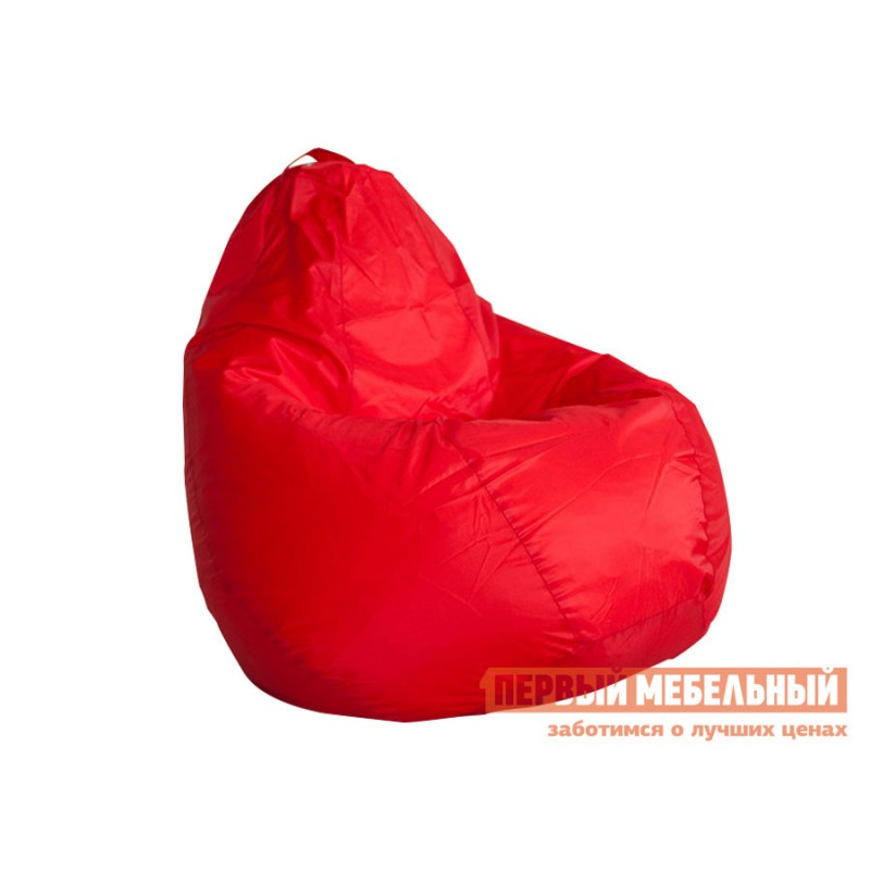 Кресло-мешок  Кресло-мешок Оксфорд Красный, XL