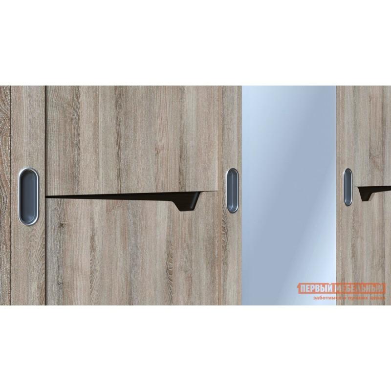 Шкаф-купе  Шкаф-купе трехдверный Гарда Ясень Таормино (фото 4)