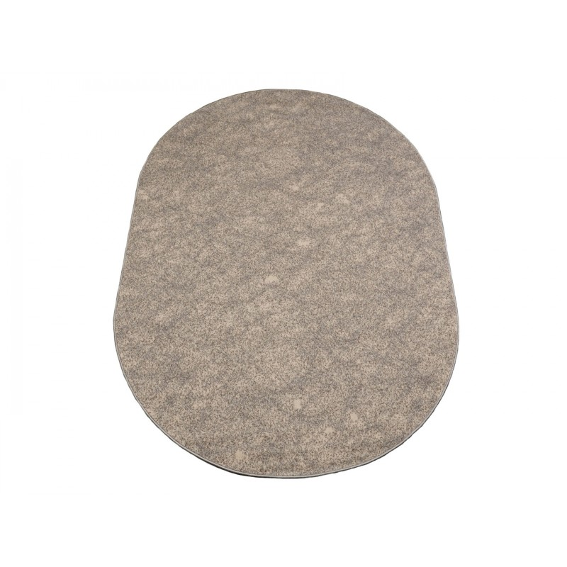 Ковер  Beenom Circular Серый, 125-10182, 1500 х 800 мм
