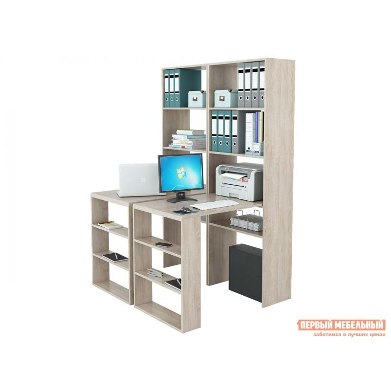 Компьютерный стол  Рикс Дуб Сонома