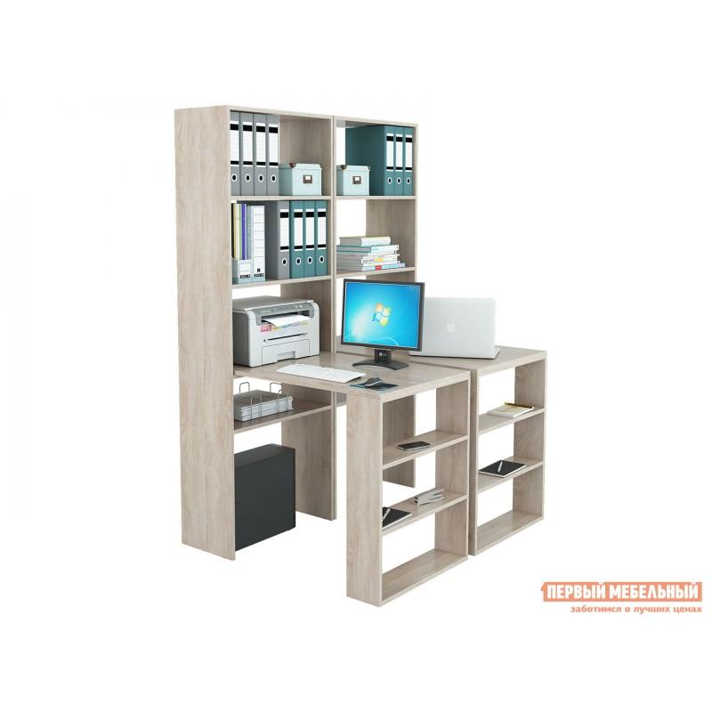Компьютерный стол  Рикс Дуб Сонома (фото 2)
