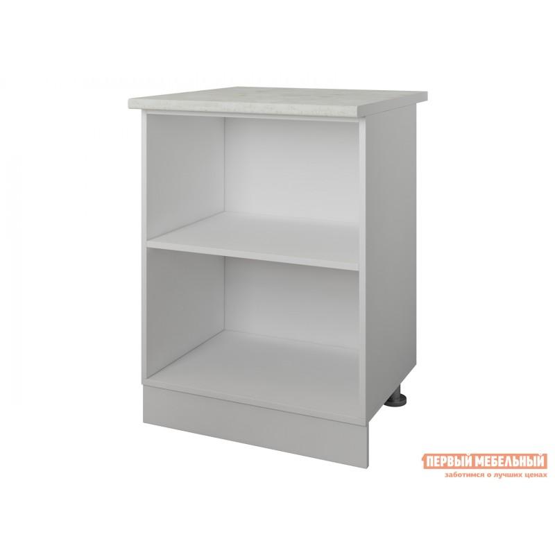Кухонный модуль  Стол 2 двери 60 см Палермо Арабика