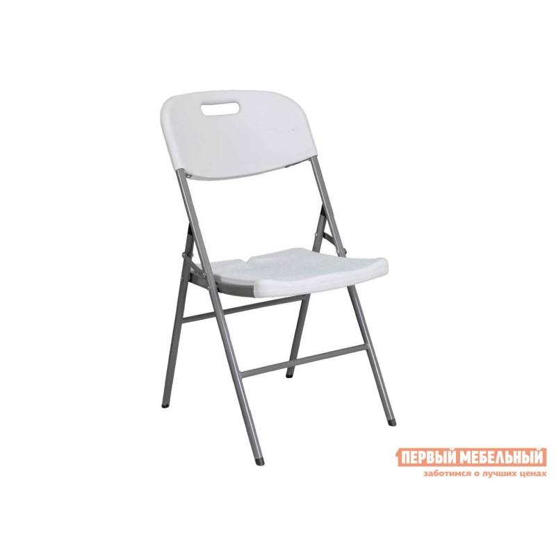 Пластиковый стул  Стул складной 47*50*84 Белый