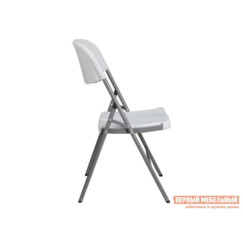 Пластиковый стул  Стул складной 47*50*84 Белый (фото 2)