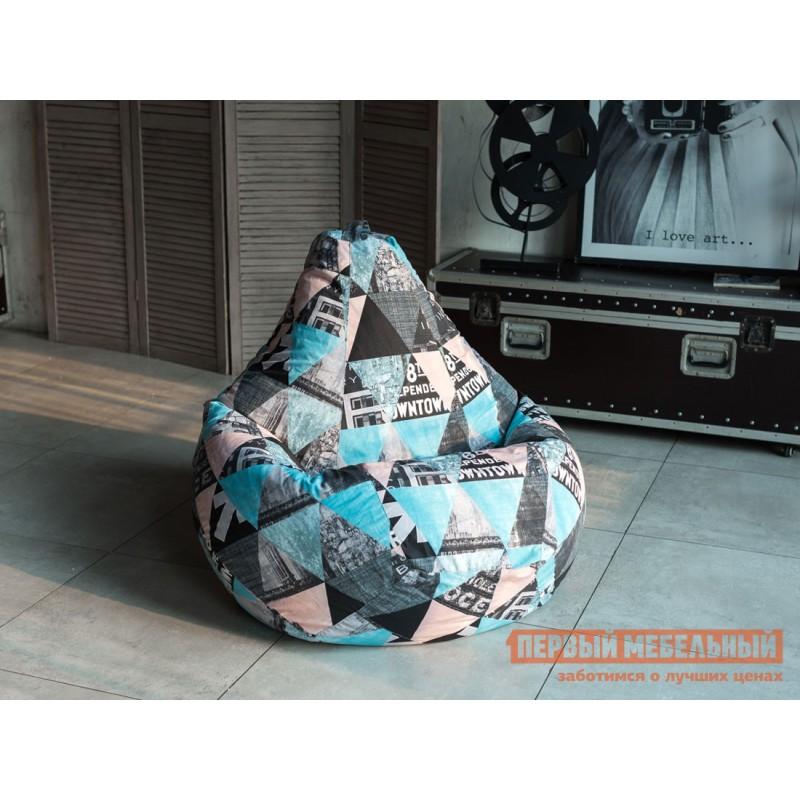 Кресло-мешок  Кресло Мешок Категория 3 жаккард Style, 2XL (фото 3)
